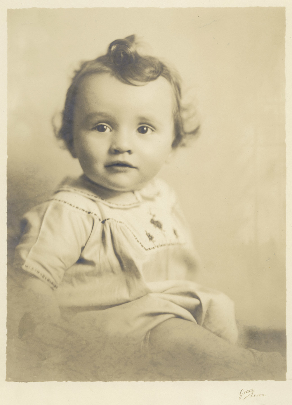 Henry Walker Mines - Age 15 Months