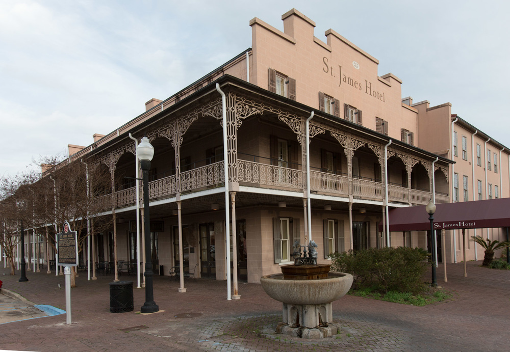 St. James Hotel, Selma, AL -- 3/16/2015