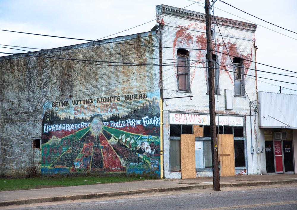 Selma, AL -- 3/15/2015