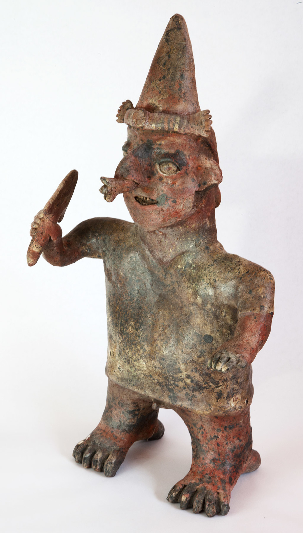 Nayarit Standing Man (Huber #20)