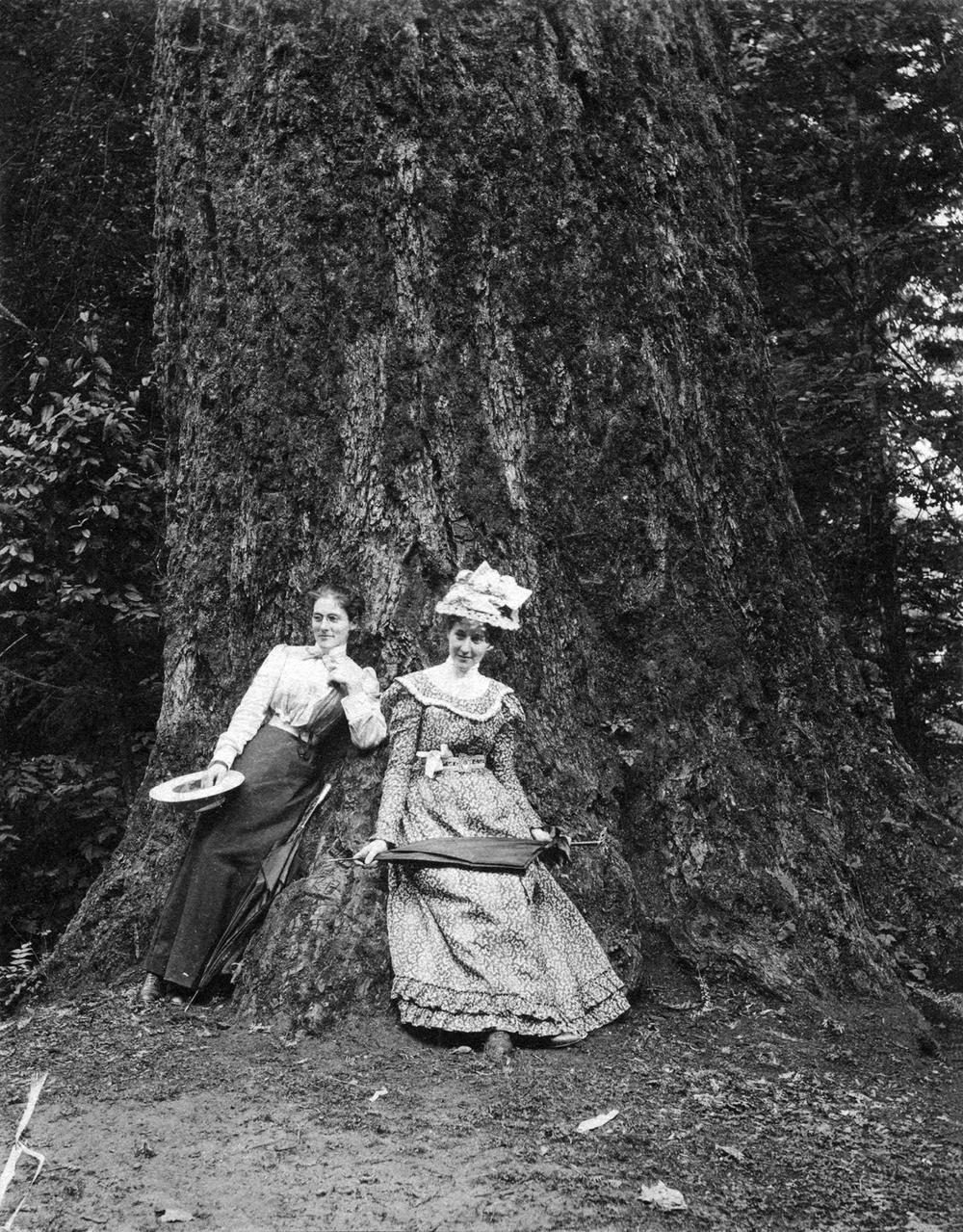 Anna Walker Mines & Molly Ellen Walker