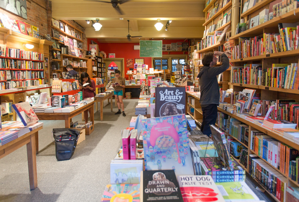 Montreal Bookstore