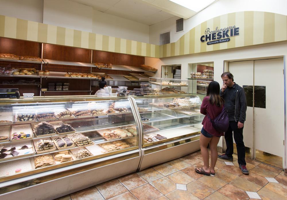 Boulangerie Cheskie Heimishe Bakery (Montreal)