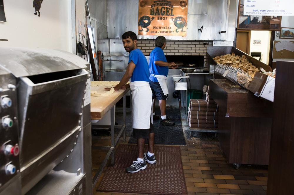Boulangerie St-Viateur Bagel Shop (Montreal)