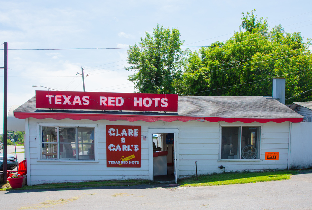 Clare & Carl's Texas Red Hots - Plattsburgh, NY