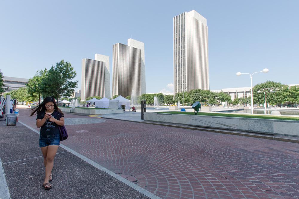 Empire Plaza - Albany, NY