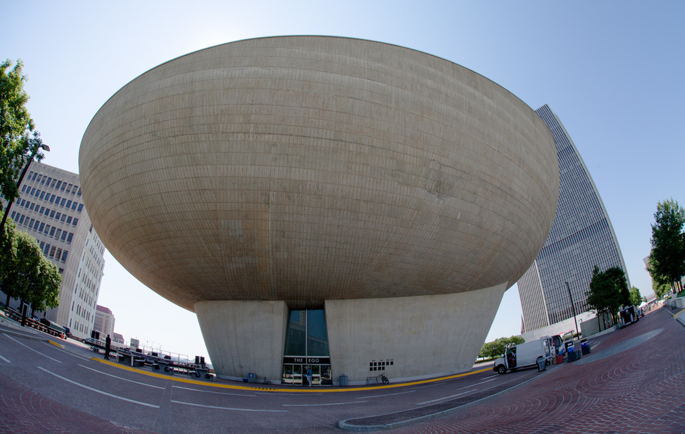 """The Egg"" - Empire Plaza - Albany, NY"