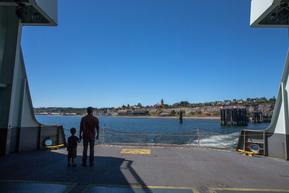 Port Townsend-Coupeville Ferry