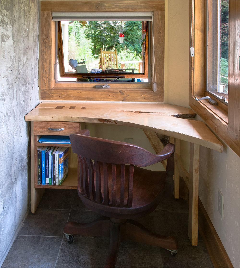 Kathryn's Desk