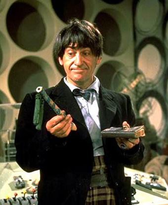 patrick troughton height