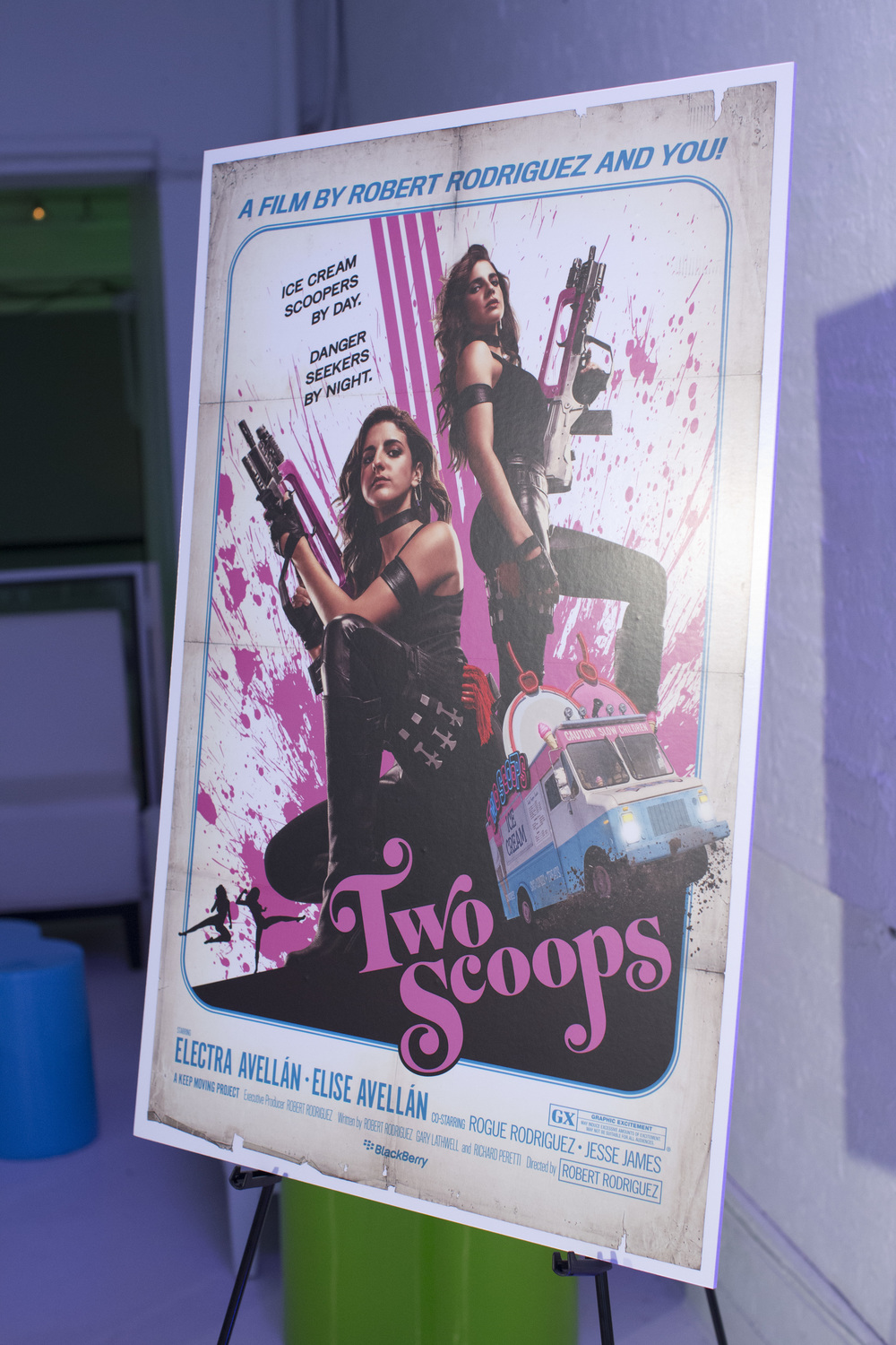 Two Scoops  film poster
