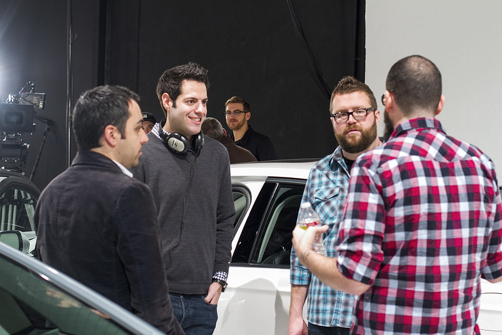 Tiny Toy Car's Ray Wert discusses the shoot with Rutledge Wood and Jalopnik commenters Jon and Antonio