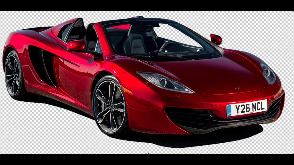 McLaren (Before)
