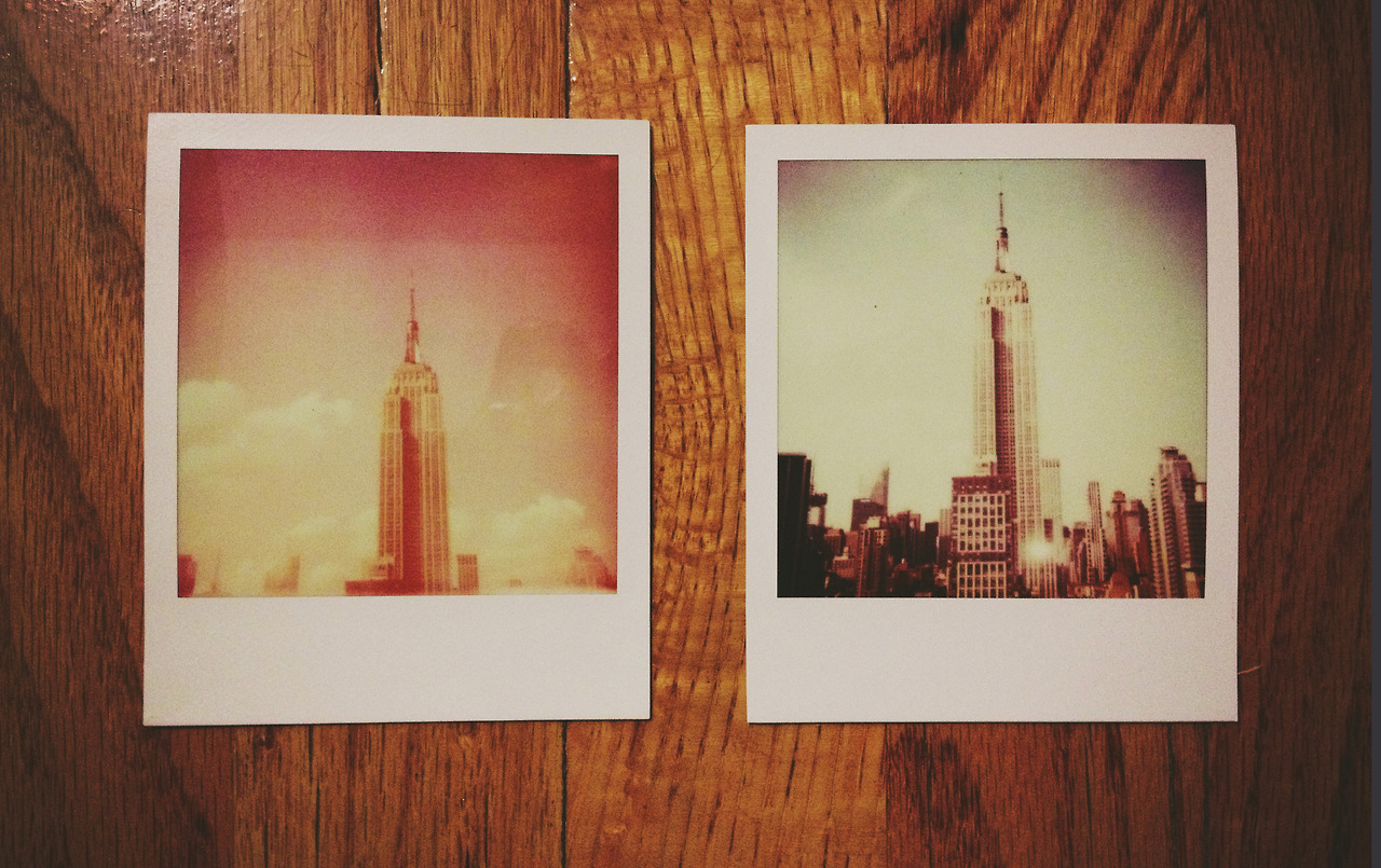Empire Twine Towers - #pepper #peppersearching #nyc #polaroid #nofilter #saturday