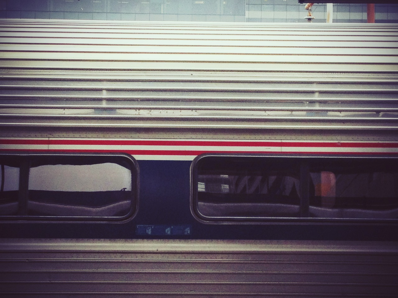 Saw this Awhile Ago, Ride One #peppersearching #pepper #photos #trains #dc #amtrak