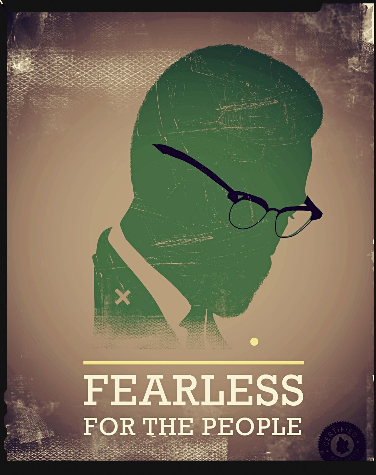 Fearless for the People #peppersearching #pepper #photos #MalcomX #ElHajjMalikElShabazz #islam