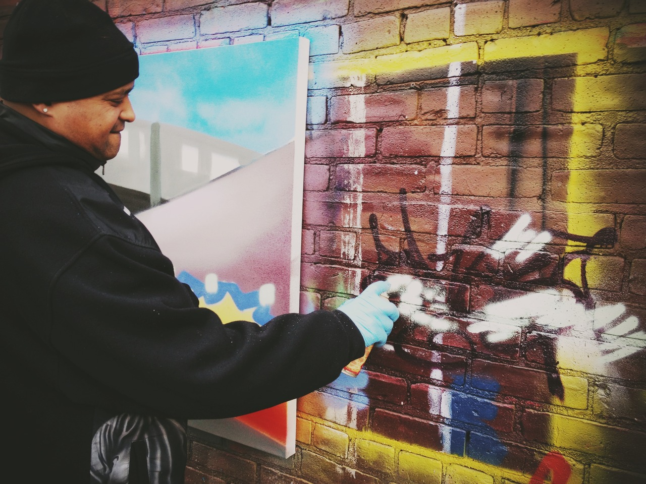 This is BG183 #peppersearching #pepper #photos #thebronx #graffiti #art #tag