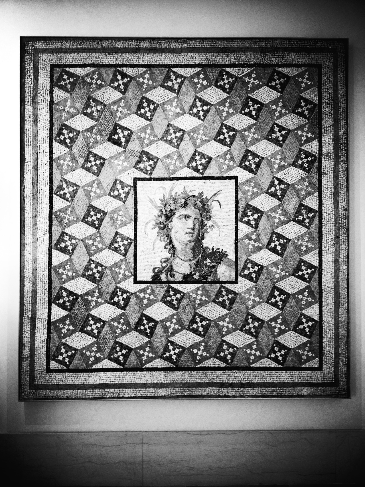 Mosaic Master #peppersearching #pepper #photos #metropolitan #art