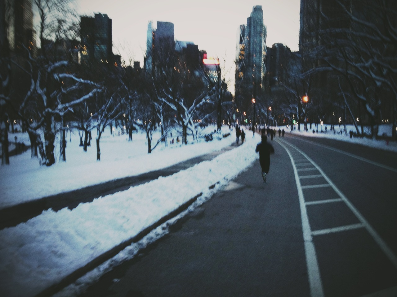 Run Cold #peppersearching #pepper #photos #run #snow #cold