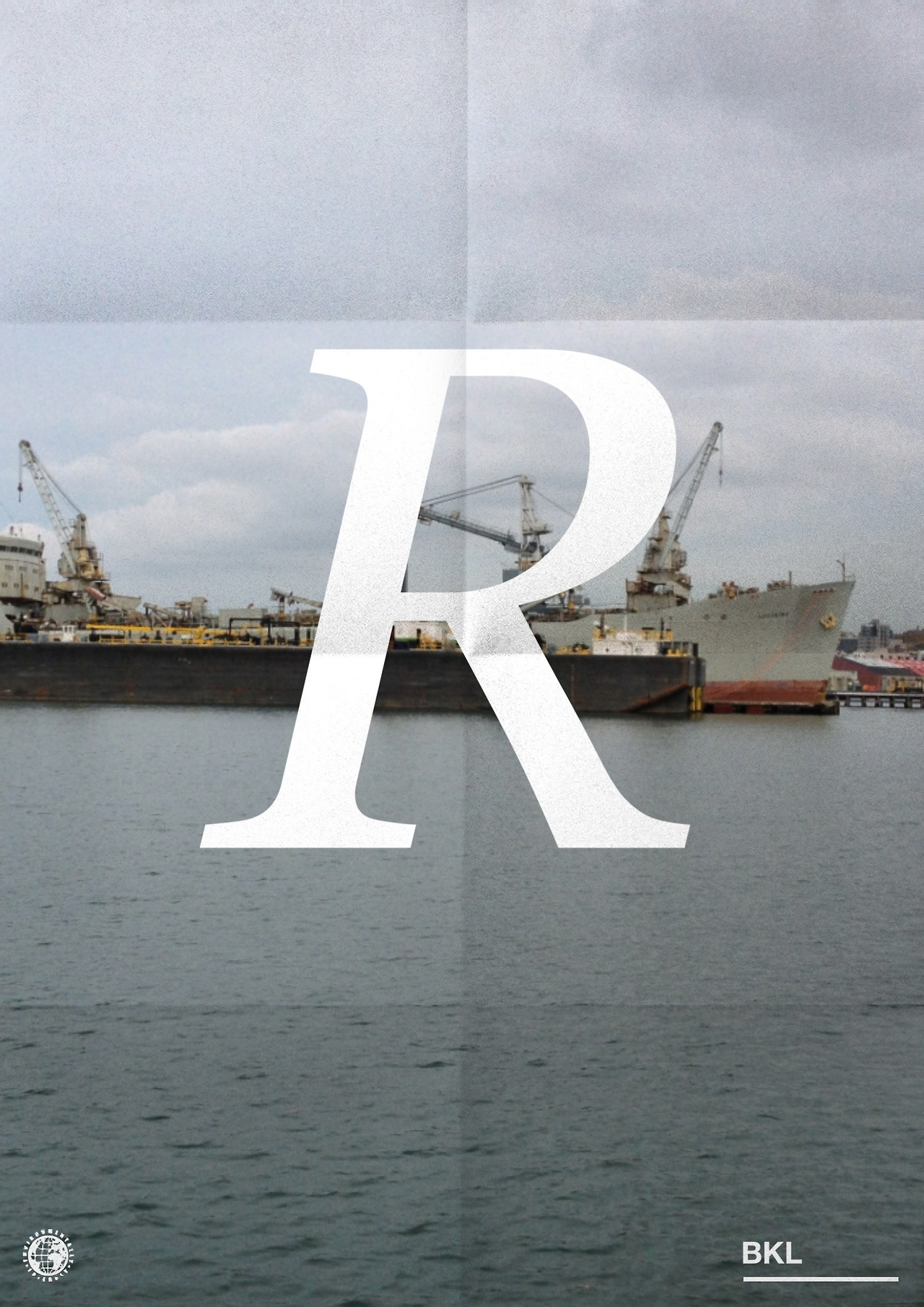 R for Red Hook - #peppersearching #pepper #bklyn #type #boats
