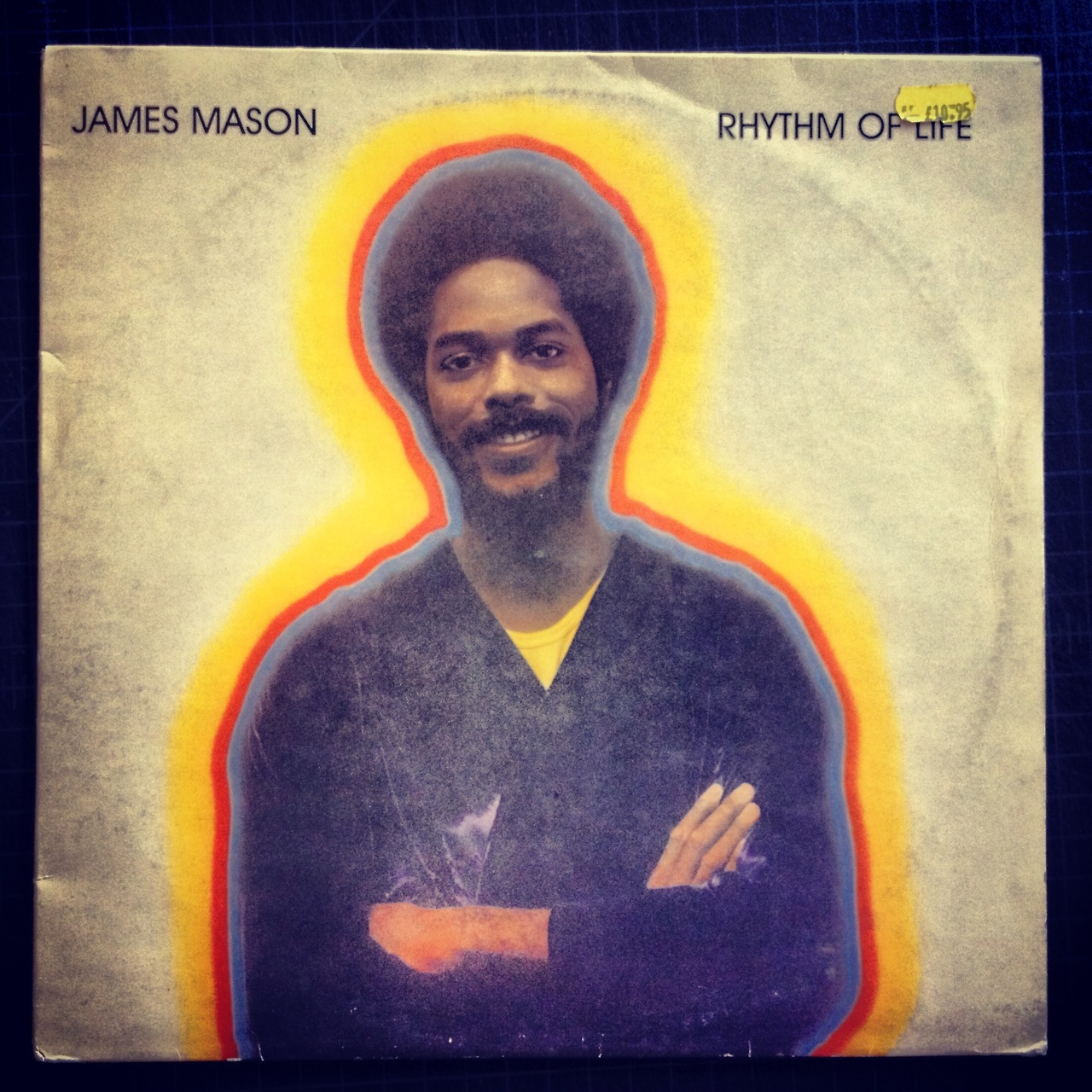 "James Mason ""Rhythm Of Life"" -  #peppersearcing #pepper #music #soulmusic"
