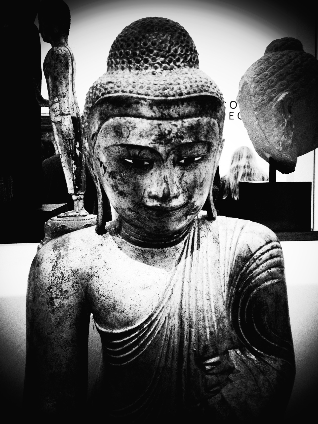 The Prince Buddha #peppersearching #pepper #photos #buddha #statue #bronze