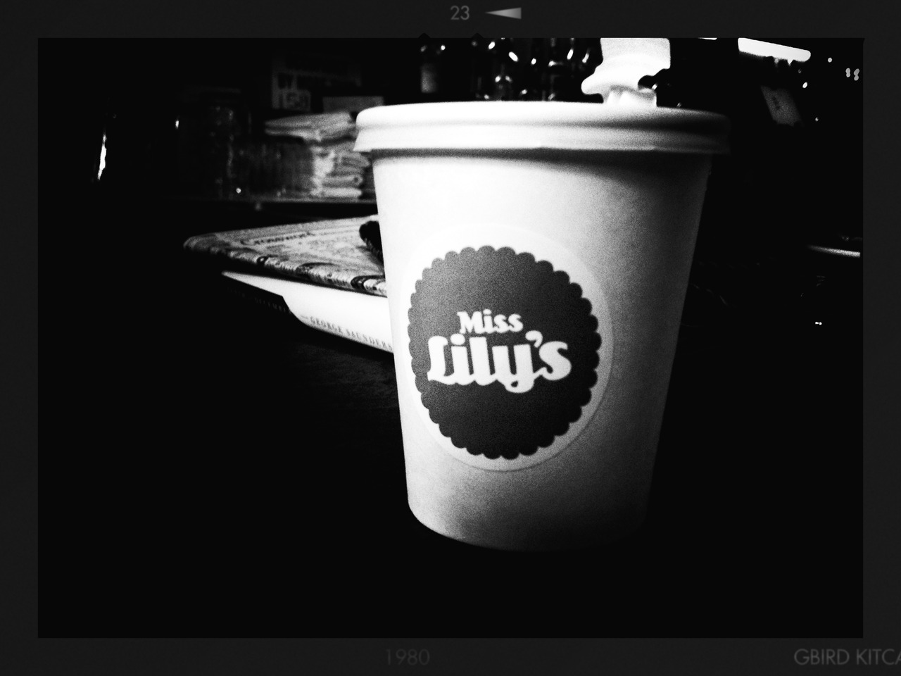 Miss Lily's 1 #peppersearching #coffee #misslilys #cupofjoe #brunch