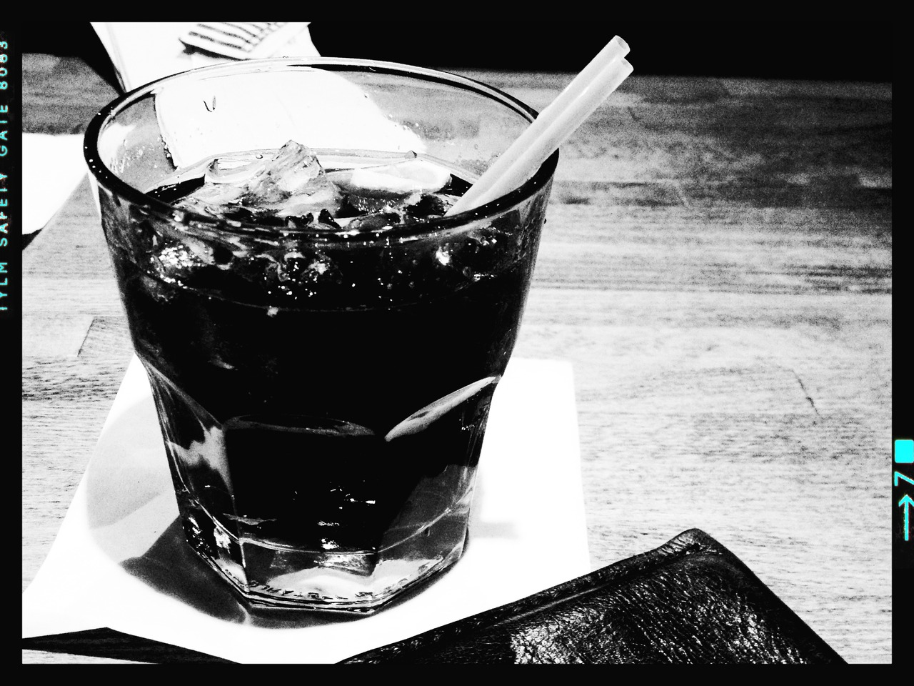 Take Relax #peppersearching #drink #whiskey #cola