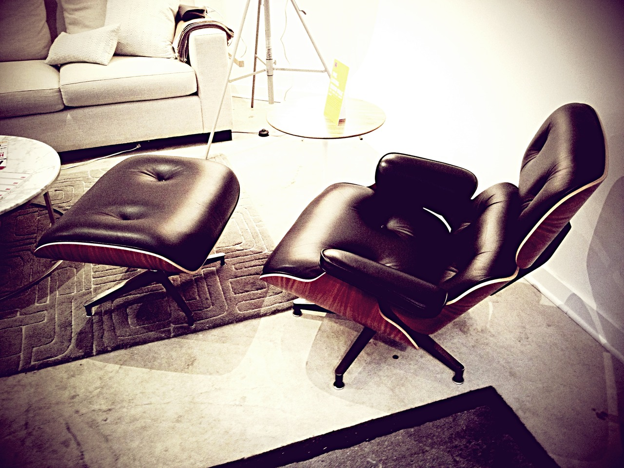 Eames Chair at DWR #peppersearching #pepper #design #eames