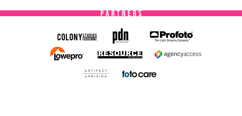 CreateShops NYC Workshop Sponsors