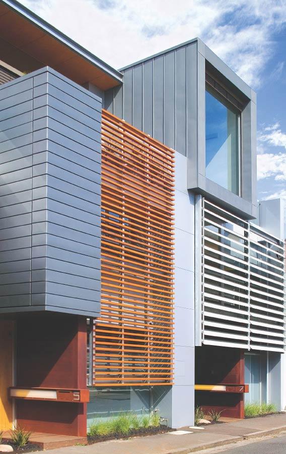 Hotham St South Melb Architectural Cladding Australia