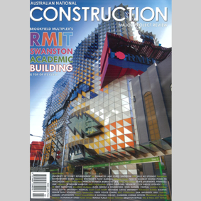 AUSTRALIAN NATIONAL CONSTRUCTION MAJOR PROJECT REVIEW  2013