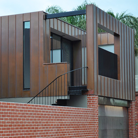 Copper Architectural Cladding Australia Archclad