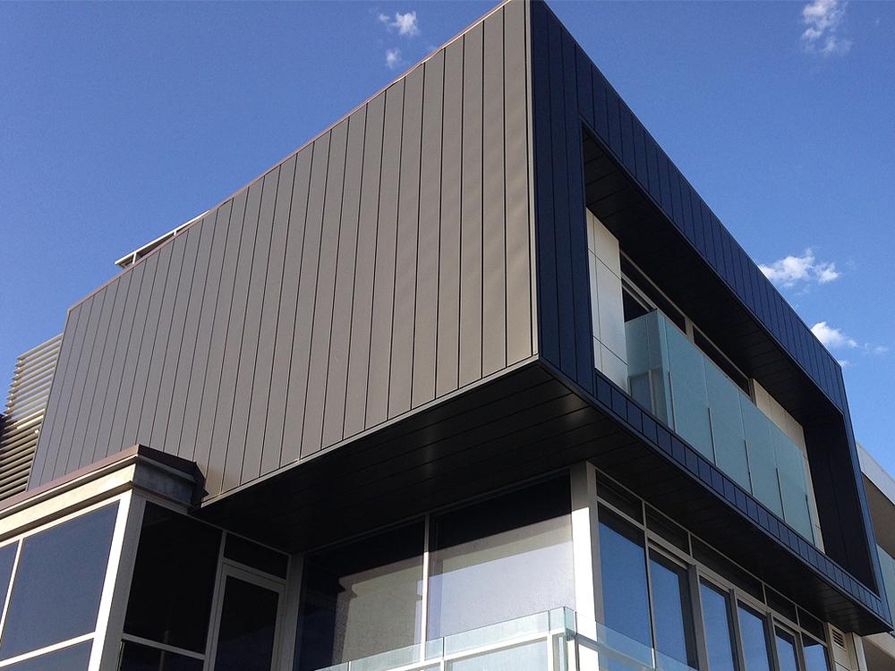 Architectural Aluminum Cladding Panels : Archclad™ aluminium cladding years later