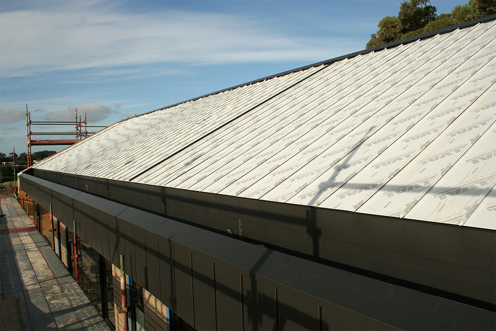 Cliptray Aluminium Roofing Mornington 02