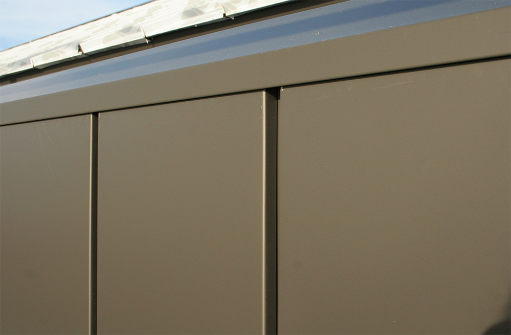Aluminium Interlocking Panels
