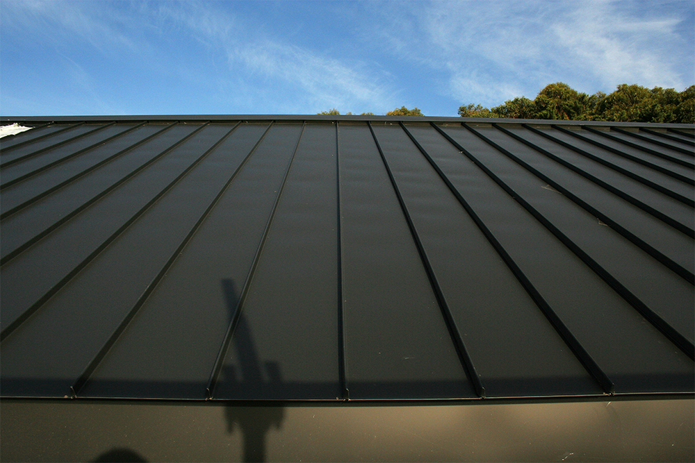 ARCHCLAD Cliptray Roofing