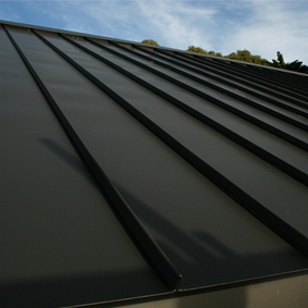 MORNINGTON PENINSULA CLIPTRAY ROOF panels - ALUMINIUM