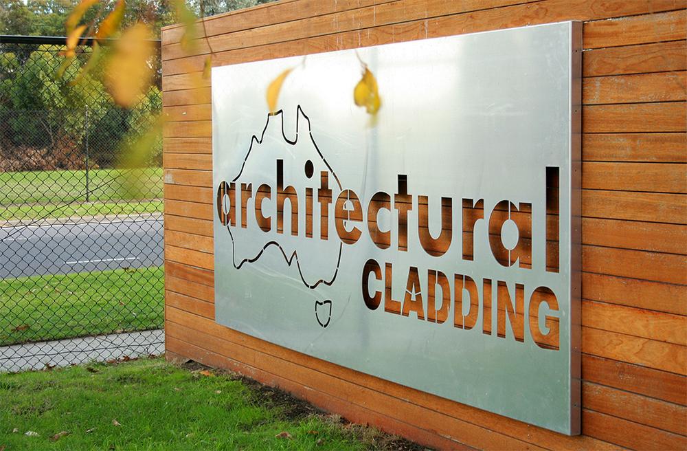 Architectural Cladding - Logo
