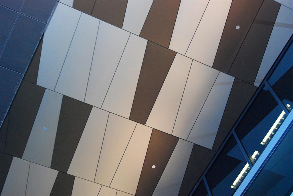 Aluminium Cassette Panels Wall Cladding Architectural Cladding - Architectural cladding