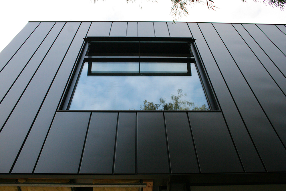 Varying Widths Express Panels Give Rhythm To Any Facade