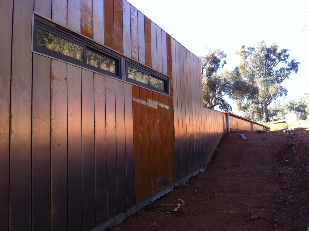 Corten Express Panels Supply