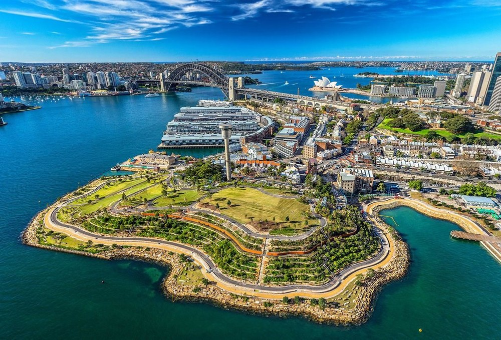 Barangaroo South Headland Project