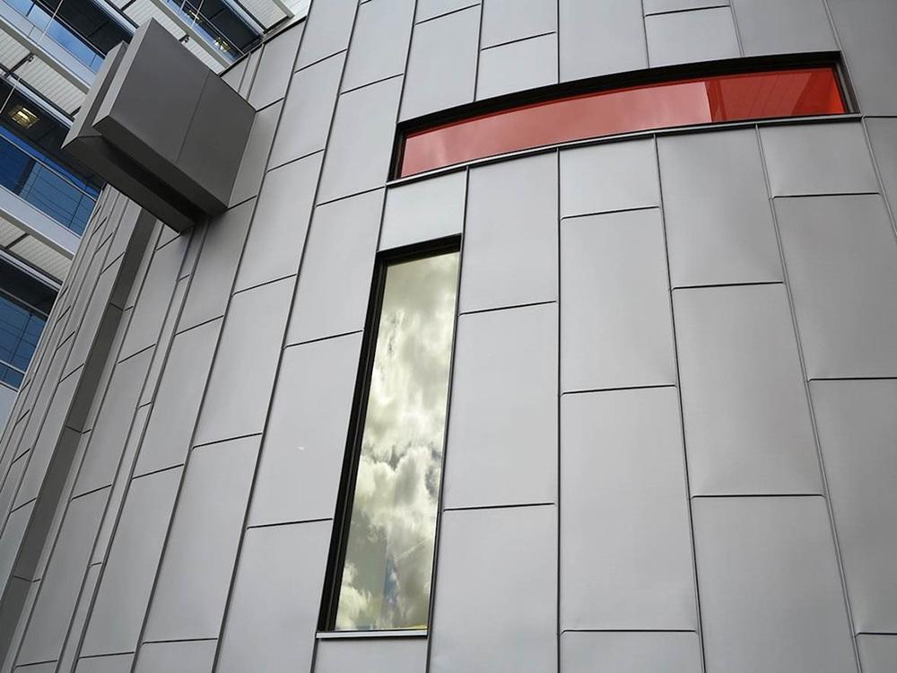 Cliptray Panels VM Zinc
