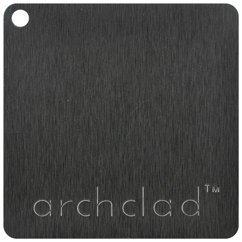 Charcoal Black Aluminium