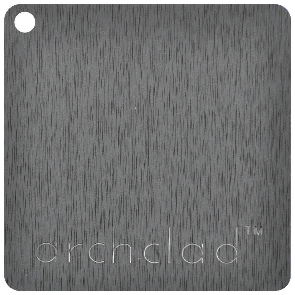 Storm Grey Aluminium