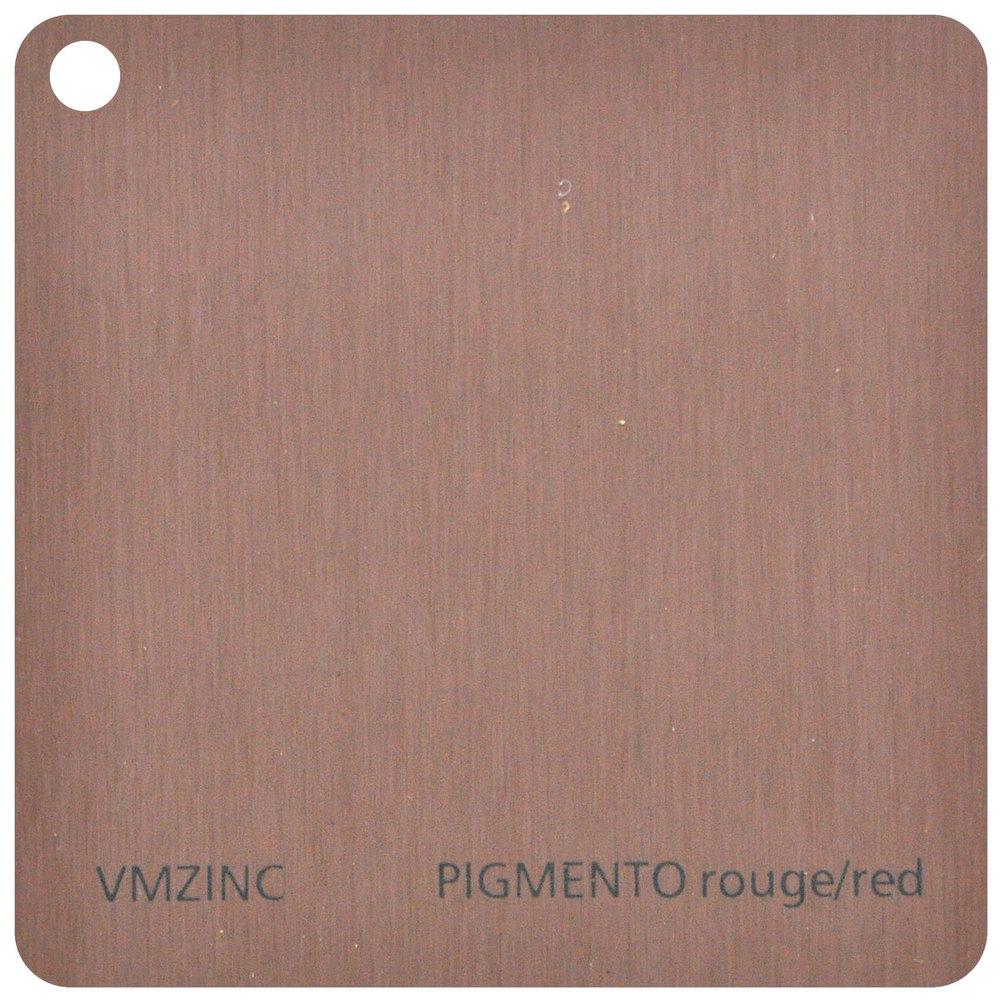 pigmento red