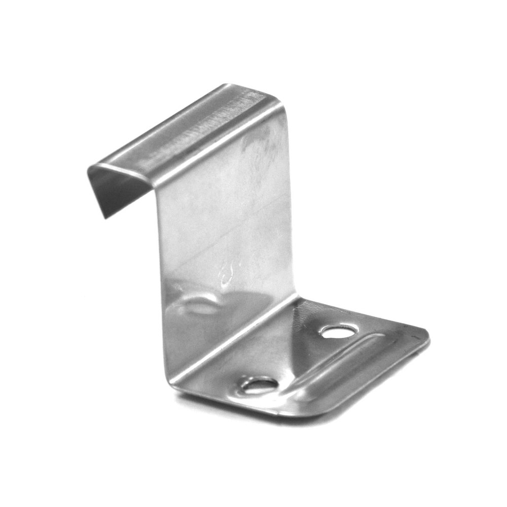 standing seam fixed STAINLESS STEEL CLIP RECOMMEND 11 CLIPS PER M², @300c-c