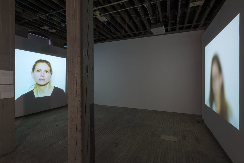 The Conversation (Installation View)