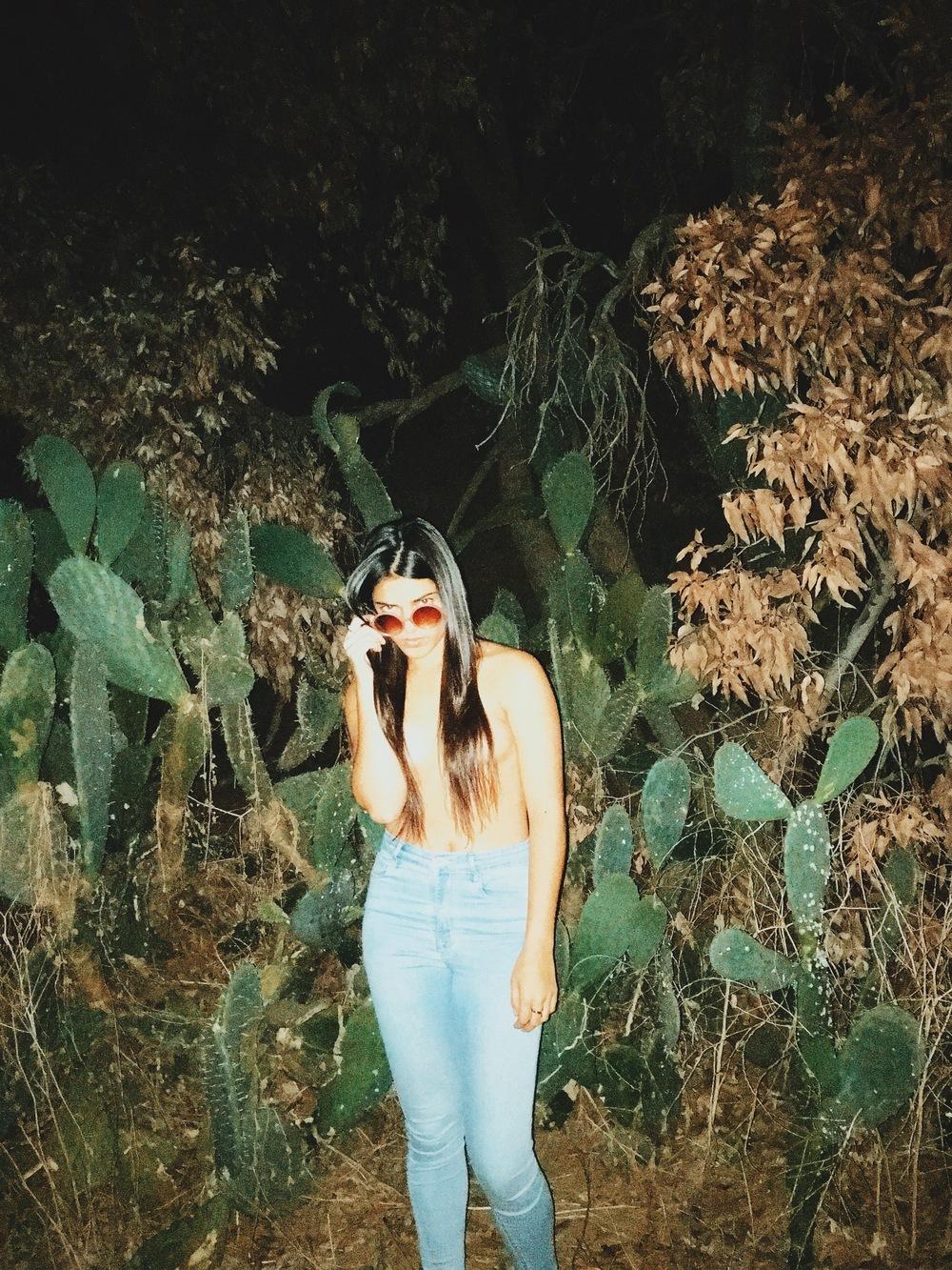 Sara; Runyon Canyon